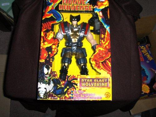 Marvel Universe Star Blast Wolverine