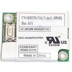 Dell Latitude D620 56K modem daughter card - H9379