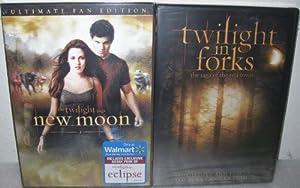 amazoncom twilight new moon saga ultimate fan edition