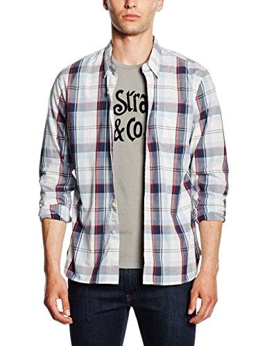 Levi's Sunset 1 Pocket Shirt, Camicia Uomo, Multicolore (C32383 Ceylon Cashmere Blue Plaid MT-PD162216), Medium