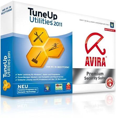 Bundle TuneUp 2011 + Avira Premium Security Suite