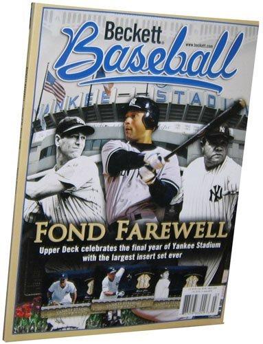 Magazine - Beckett Baseball - Current Month Issue