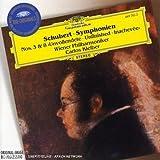 Schubert: Symphonies 3 & 8 / Carlos Kleiber, Wiener Philharmoniker