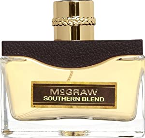 NEW - McGraw Southern Blend by Tim McGraw Eau De Toilette Spray 1.7 oz for Men- 478915