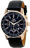Vostok-Europe Men's OS22/5619133 Gaz-14 Limo Quartz Black Dial Watch