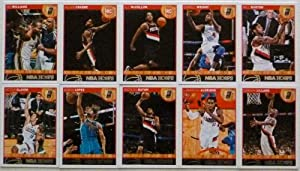 2013-14 Panini Hoops Portland Trail Blazers Team Set 11 Cards in a Protective Case -... by Hoops