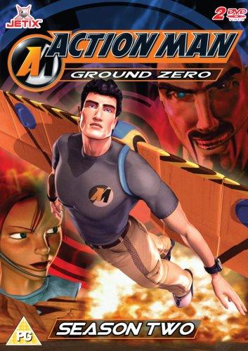 Action Man - Ground Zero - Series 2 [DVD]