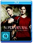 Supernatural - Staffel 6 [Blu-ray]