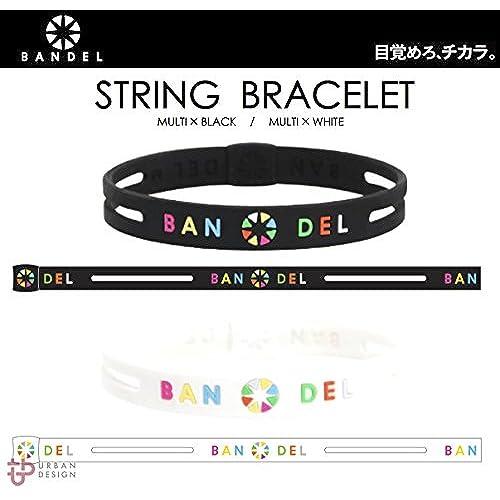 BANDEL 반델 [STRING BRACELET] 문자열 팔찌 멀티 컬러 (2색상)
