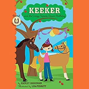 Keeker and the Sneaky Pony Audiobook