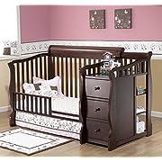 Sorelle Lynn 4 In 1 Convertible Crib Baby Gear And
