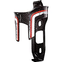 FSA K-Force carbon bottle cage, black/red