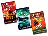 Tim Wynne-Jones Usborne Tim Wynne-Jones Collection - 3 Books RRP £16.97 (The Boy in the Burning House; The Survival Game; A Thief in the House of Memory)