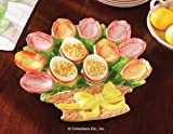 Tulip Basket Deviled Egg Holder