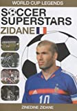 echange, troc Soccer Superstars - Zinedine Zidane [Import allemand]