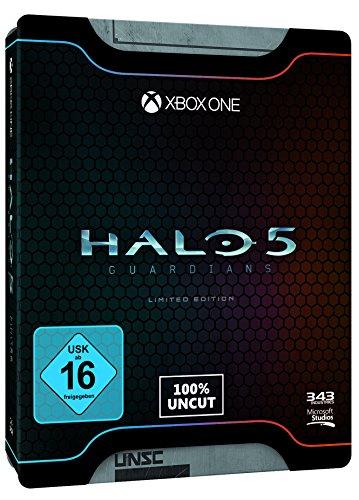 Halo 5 Guardians - Limited Edition [Edizione Germania]