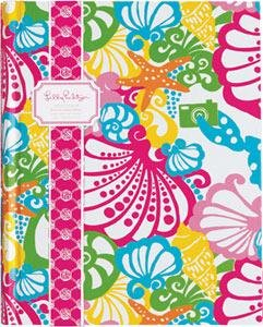 Lilly Pulitzer Photo Album CHIQUITA BONITA holds 100 - 4x6 photos - 4x6