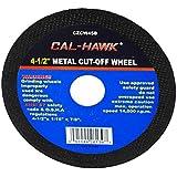 """50 pack 4-1/2"""" Metal Cut-off Wheels"""
