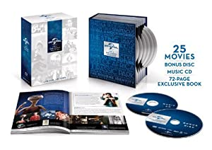 Universal 100th Anniversary Collection (Blu-ray) – Limited Edition$142.49
