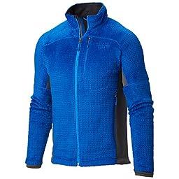 Mountain Hardwear Men\'s Monkey Jacket S, Azul/Shark