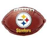 Classic Balloon Pittsburgh Steelers Football Balloon- 1 Balloon