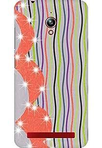 AMEZ designer printed 3d premium high quality back case cover for Asus Zenfone Go (art)