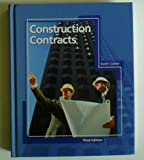 img - for Construction Contracts (3rd Edition). 2001 Edition. 386 pages book / textbook / text book