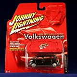 2001 Microbus Concept #21 * Black * Johnny Lightning 2005 Volkswagen Ii Release 3 1:64 Scale Die Cast Vehicle