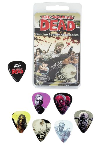 Peavey Walking Dead Zombies Pick Pack
