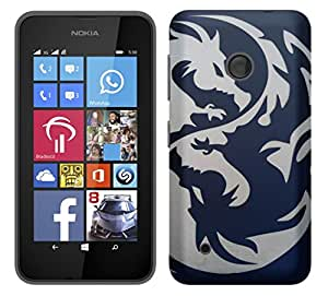 WOW Printed Designer Mobile Case Back Cover For Nokia Lumia 530