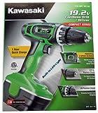 Kawasaki Cordless Drill/Driver 19.2V image