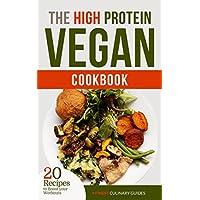 The High Protein Vegan Cookbook