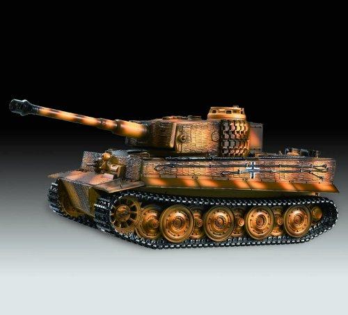 1/16 Remote Control Advanced Metal German Tiger Tank RC Ready to Run