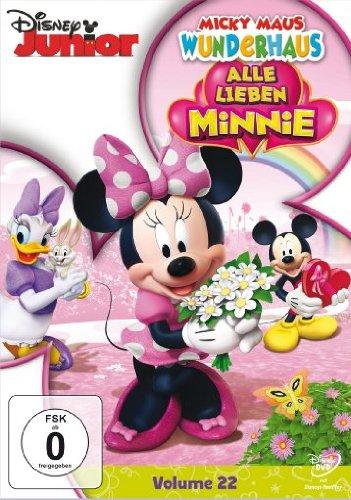 Micky Maus Wunderhaus - Alle lieben Minnie