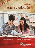 img - for TALLER DE LECTURA Y REDACCION I. ENFOQUE POR COMPETENCIAS. BACHILLERATO / 3 ED. book / textbook / text book
