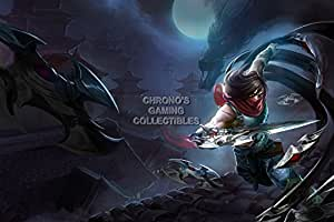 Amazon.com: CGC Huge Poster - League of Legends (LOL) Talon - LOL181