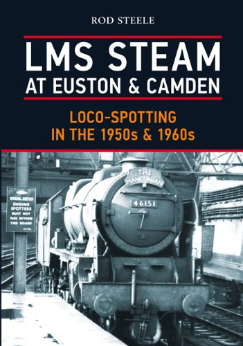 LMS Steam at Euston & Camden: Loco-Spotting in the 1950s & 1960s