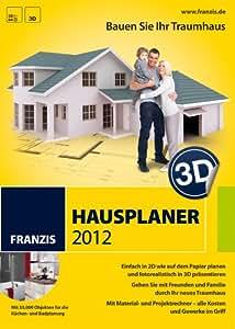 3d hausplaner 2012 bei anazo kaufen. Black Bedroom Furniture Sets. Home Design Ideas