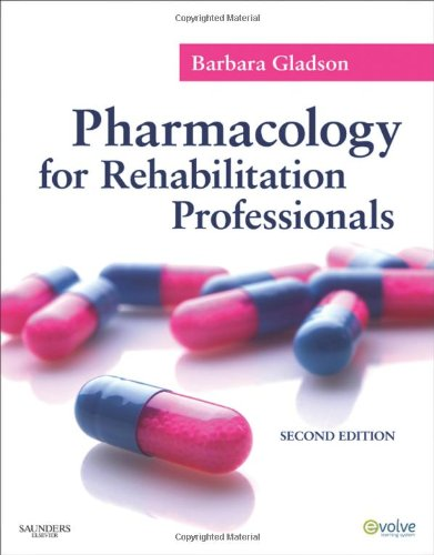 Pharmacology for Rehabilitation Professionals, 2e
