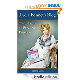 Lydia Bennet's Blog: the real story of Pride and Prejudice