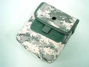 Airsoft Molle Large Utility Tools Drop Pouch Digital ACU Camo