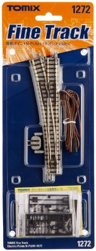 Fine Track Electric Points N-PL541-15 (F) (Completely Electrofrog Type) (Model Train)