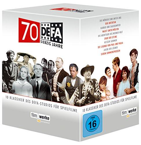 70 Jahre DEFA - 10 Klassiker im Schuber [10 DVDs]