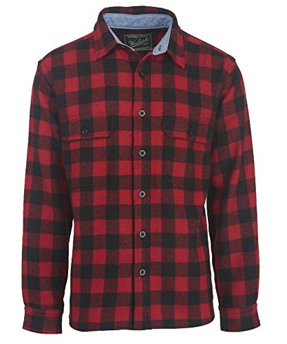 woolrich-mens-wool-buffalo-shirt-red-black-x-large