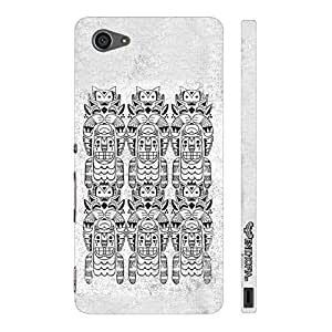 Sony Xperia Z5 Compact The White Magic designer mobile hard shell case by Enthopia