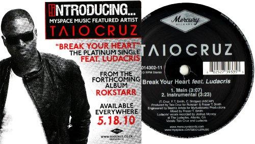 Ludacris - break your heart (lyrics on screen) hq