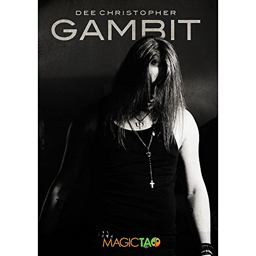 MMS Gambit Dee Christopher and Magictao Trick Kit, Blue