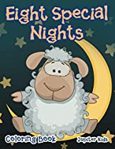 Eight Special Nights Coloring Book (fairy Tale Coloring And Art Book Series)