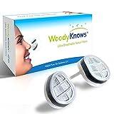 Filtro Ultra Traspirante (Nuovo Modello) / Filtri nasali per la Prevenzione di Allergie da Fieno, Pollini e Polvere, Allergie da Peli e Pelli Animali, Asma Allergico, Mitiga e da Sollievo contro Sinusiti e Riniti, Blocca Allergeni e Polveri Sottili Presenti nell'Aria, Depuratore Portatile d'aria, Maschera Antiparticolato Hepa, Soluzione Alternativa agli Spray Nasali, Pulizia Kit di Prova