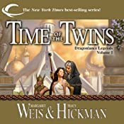 Time of the Twins: Dragonlance: Legends, Book 1 | [Margaret Weis, Tracy Hickman]